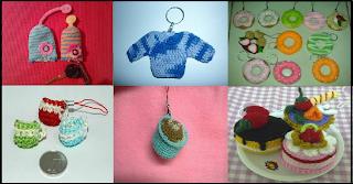 Crochet amigurumi - membuat aneka barang dengan tehnik rajut2
