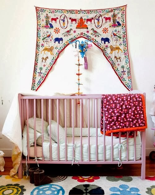 Bohemian nursery boy : Bohemian nursery