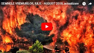 Aurel Gheorghe 🔴 SEMNELE VREMURILOR, IULIE - AUGUST 2018, actualizare