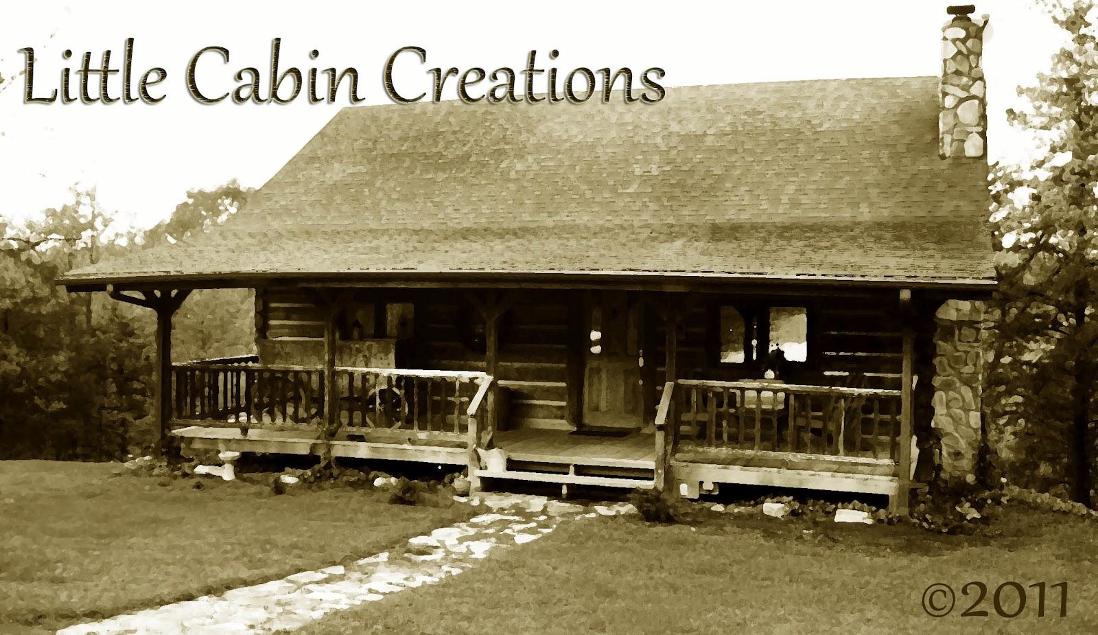 Make Do Dolls Building Our Log Cabin