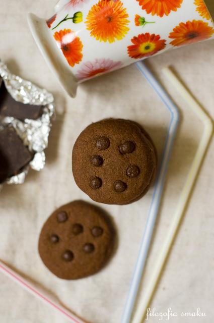 Ciasta kakaowe z czekoladą przepis