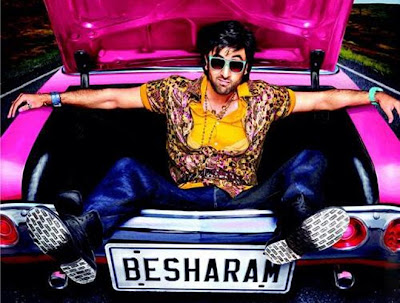 Besharam Movie Official Trailer featuring Ranbir Kapoor & Pallavi Sharda