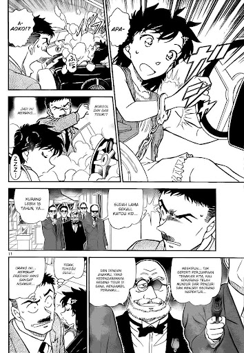 Detective Conan special magic kaito 01 page 11