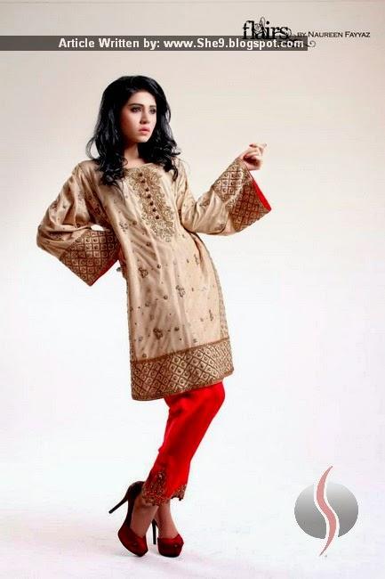 Formal Wear 2015 by Naureen Fayyaz