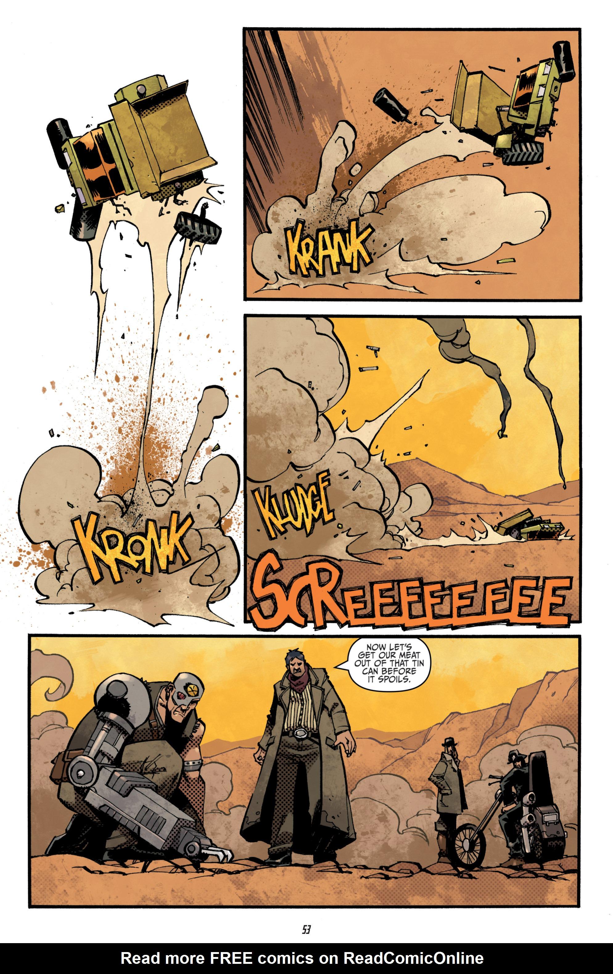 Read online Judge Dredd (2012) comic -  Issue # _TPB 3 - 53