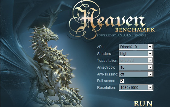 Free Unigine heaven benchmark Window Version Download