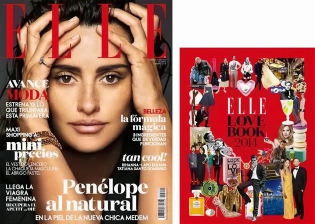 Regalos revistas febrero 2014: Elle