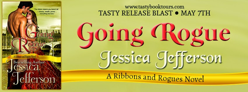 Going Rogue Release Day Blast