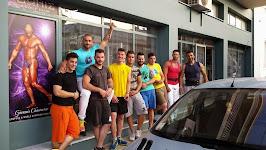 "Adonis ""workout club"""