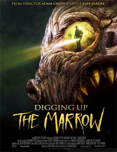 Ver Digging Up the Marrow (2015) Online