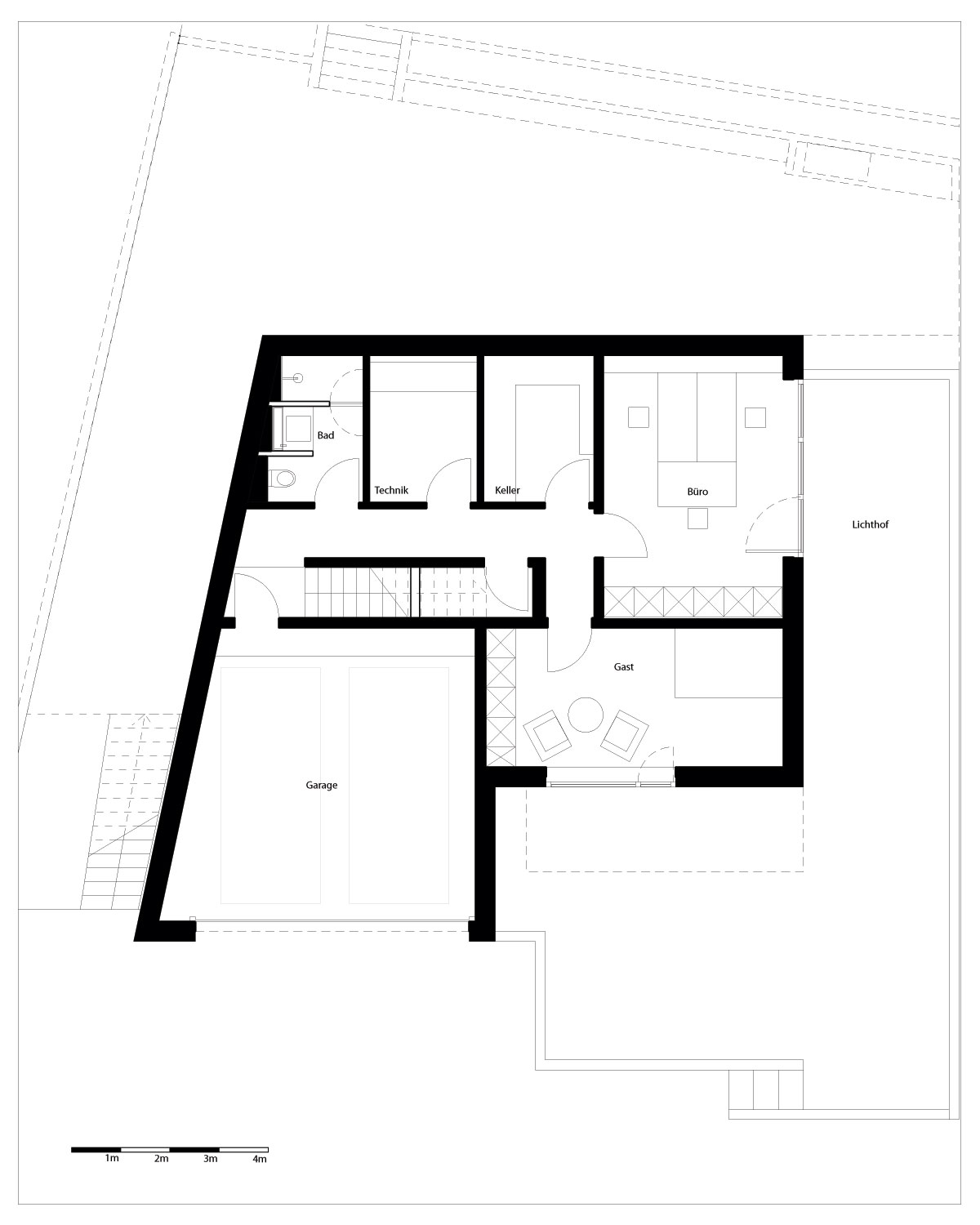 Haus f by ippolito fleitz group housevariety for Haus plan