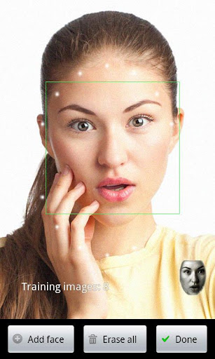 FaceLock for apps .Apk Android