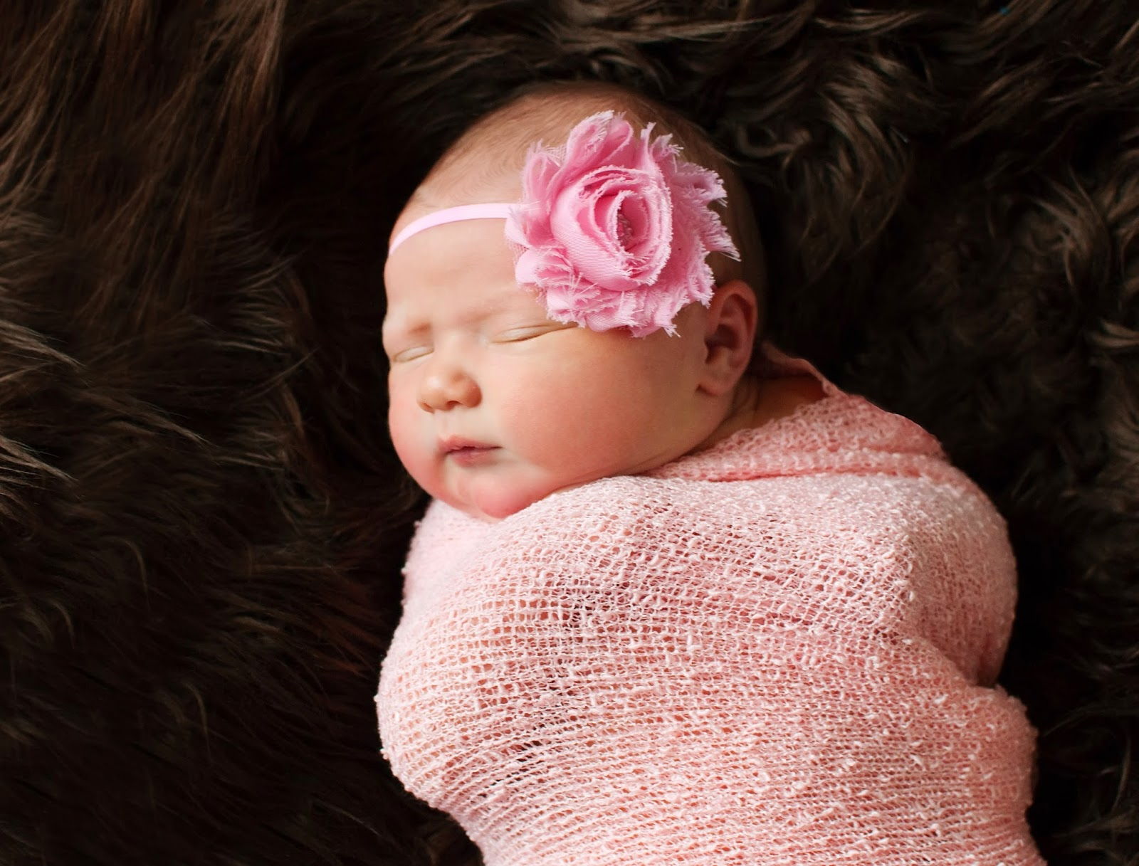 carrie saindon photography: newborn | 7 day old sweet baby girl