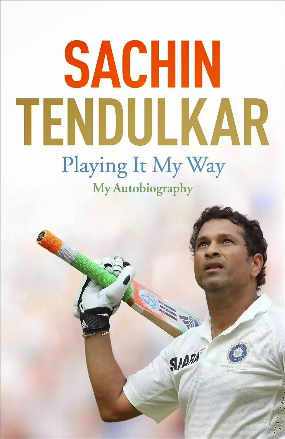 Sachin Tendulkar : Playing it My Way - My Autobiography at Rs 584 only at Amazon.in