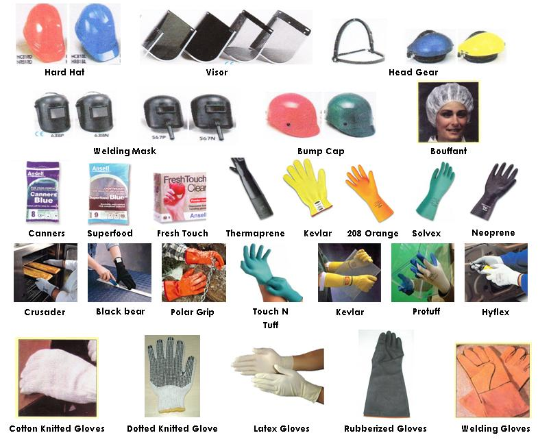 hsedot.com: Personal Protective Equipments (PPE's)