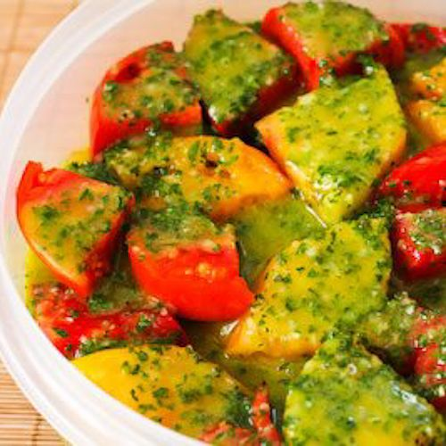 Ten Favorite Summer Tomato Salads with Garden Tomatoes (and ten honorable mentions!)
