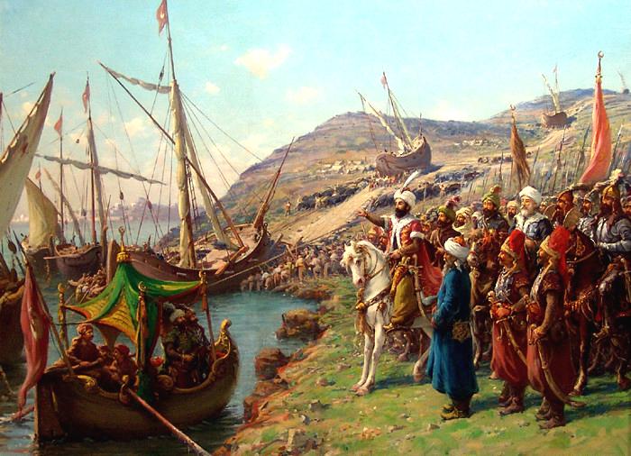 Bildergebnis für İstanbul'un Fethi'nin 565. Yılını Kutluyoruz