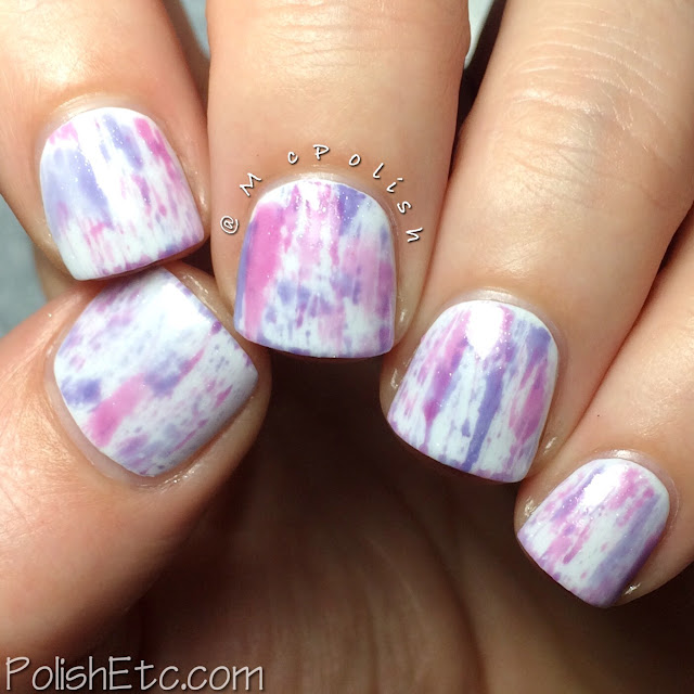Ellagee - Brunch with Unicorns - McPolish - jelly dry brush
