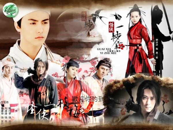 Strange Hero Yi Zhi Mei ~ Blognya Yong ji