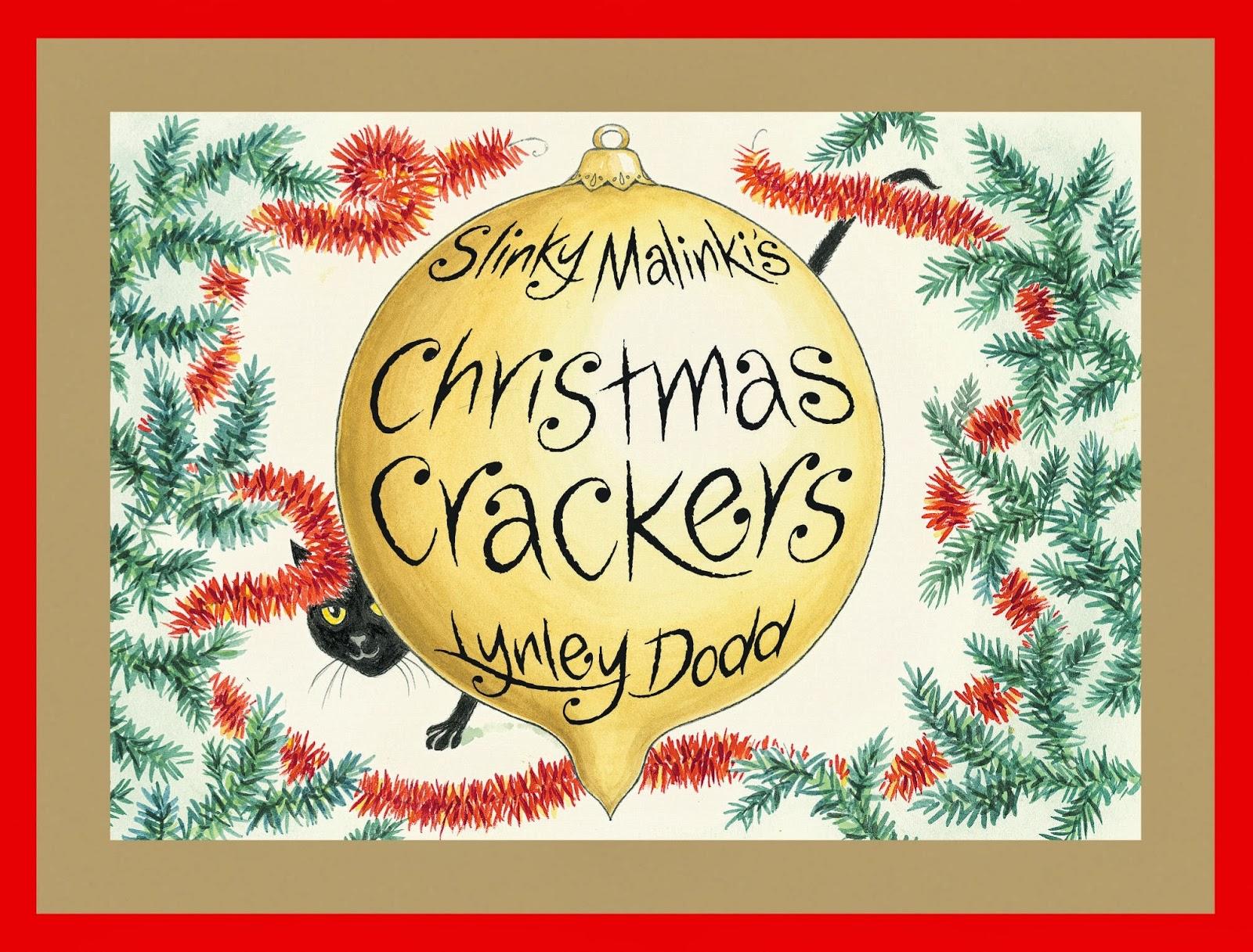 Slinky Malinki's Christmas Crackers By