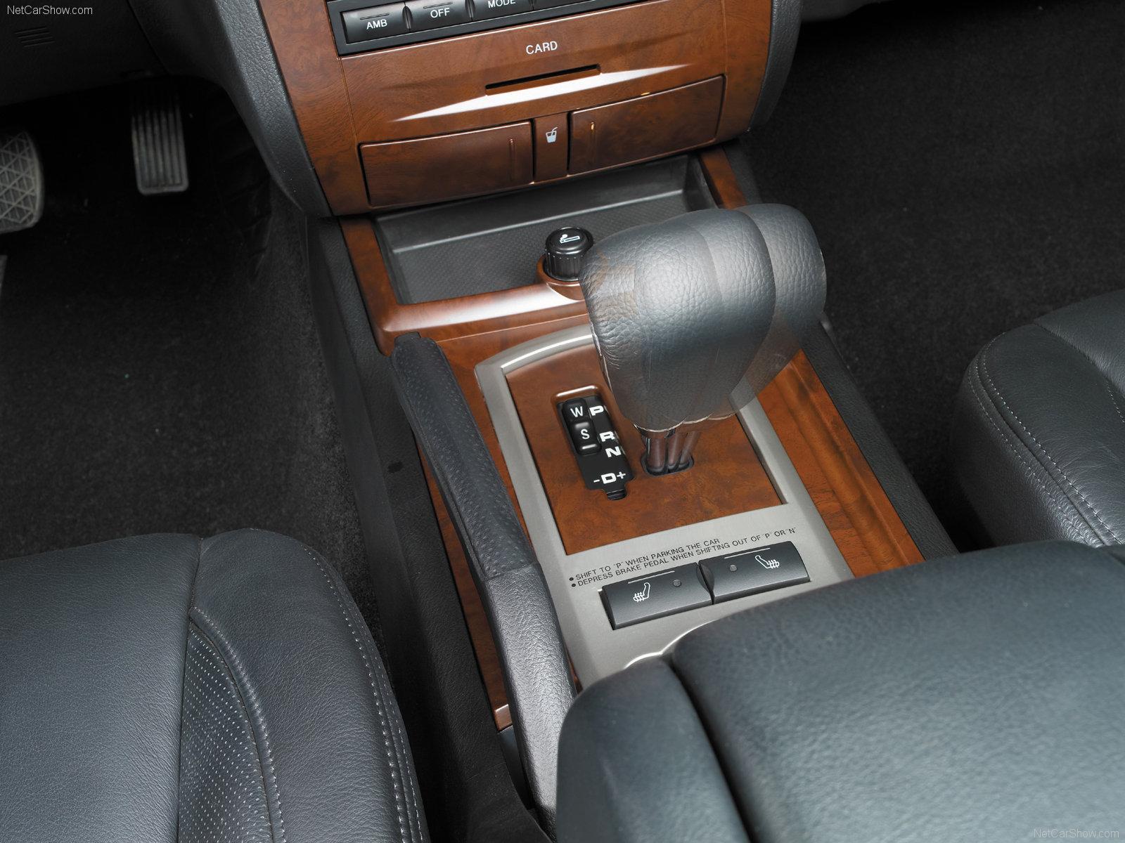 Hình ảnh xe ô tô SsangYong Rexton 2005 & nội ngoại thất