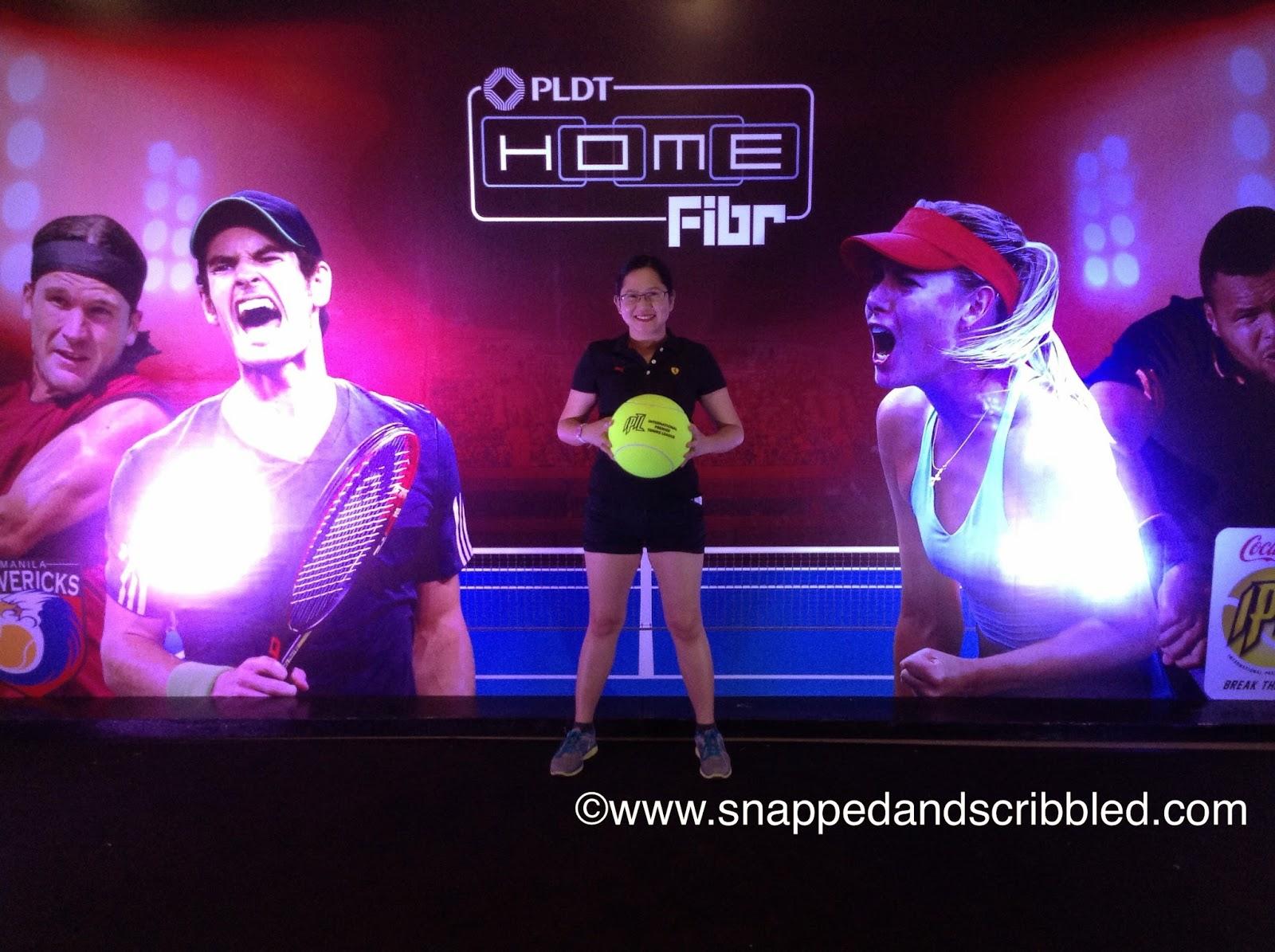 Break The Code: International Premier Tennis League Manila
