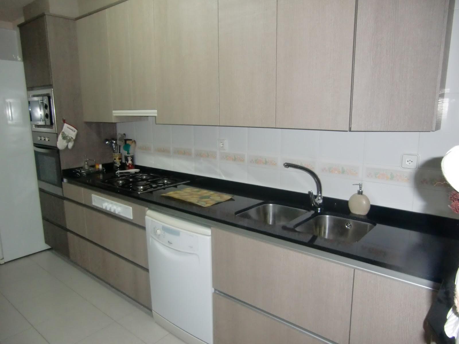 REUSCUINA: Muebles de cocina sin tiradores (gola)