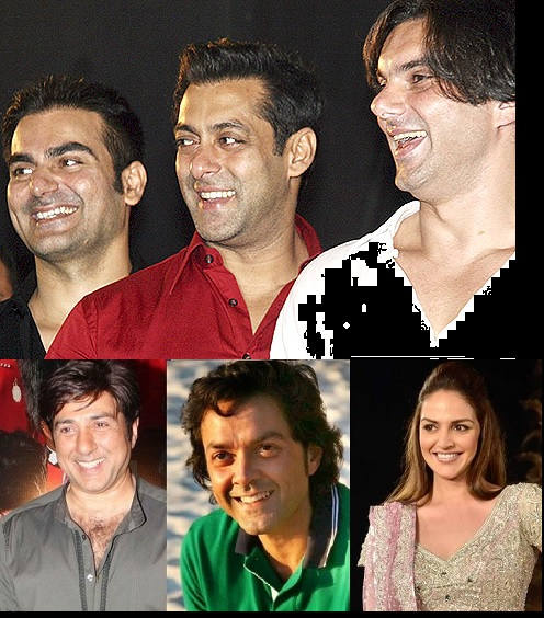 Bollywood brothers and sisters celebrity pictures beach