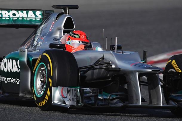 Equipe Mercedes GP de Formula 1 de 2012 - by formula1onlive.com