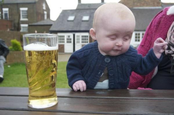 Bebedeira Na Infância