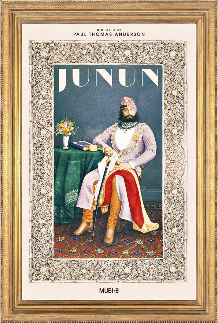 Junun póster