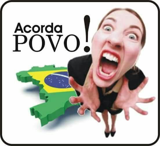 ACORDA POVO DO BRASIL
