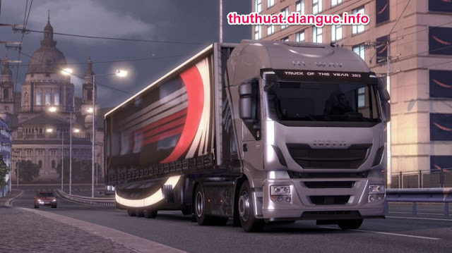 Download game Euro Truck Simulator 2 v1.27.2.3s.53.DLC