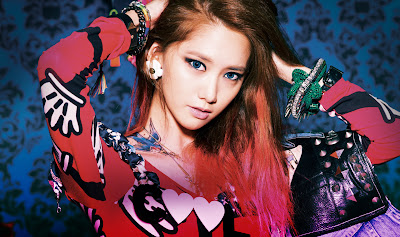 SNSD Yoona I Got A Boy Wallpaper