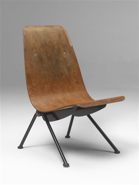 jean prouv fauteuil l ger n 356 dit chaise antony la charmante. Black Bedroom Furniture Sets. Home Design Ideas