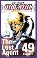 Bleach tomo 49
