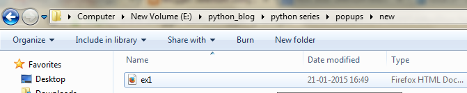 how to open browser with html from button tkinter python