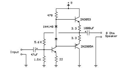 Decibel meter circuit schematic diagram the circuit ccuart Choice Image