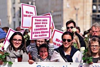 FOTO: Marșul pentru viață 2019 de la Bruxelles