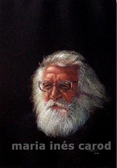 Gran escultor y herrero mi amigo Félix Maruenda Valencia