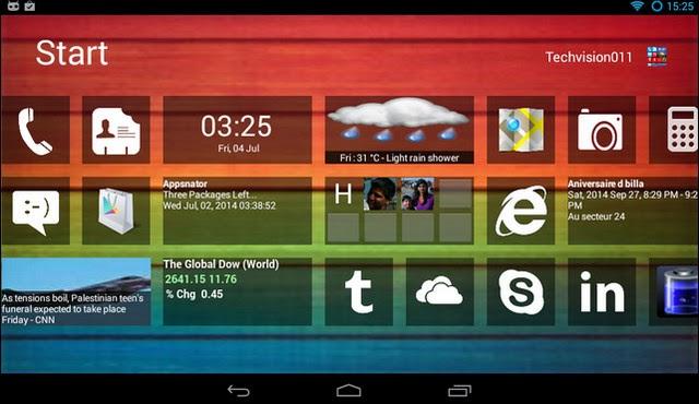 Home8+ 3.5 screenshot