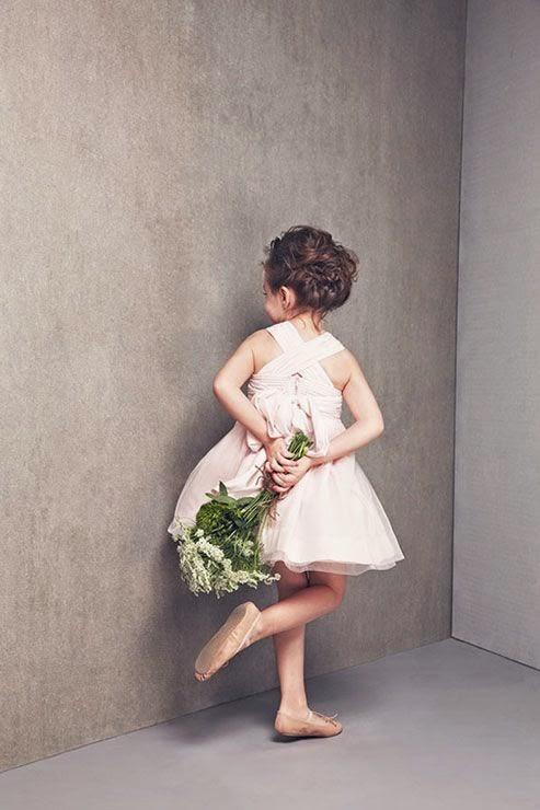 Moda fiesta para niñas Love by Nellystella