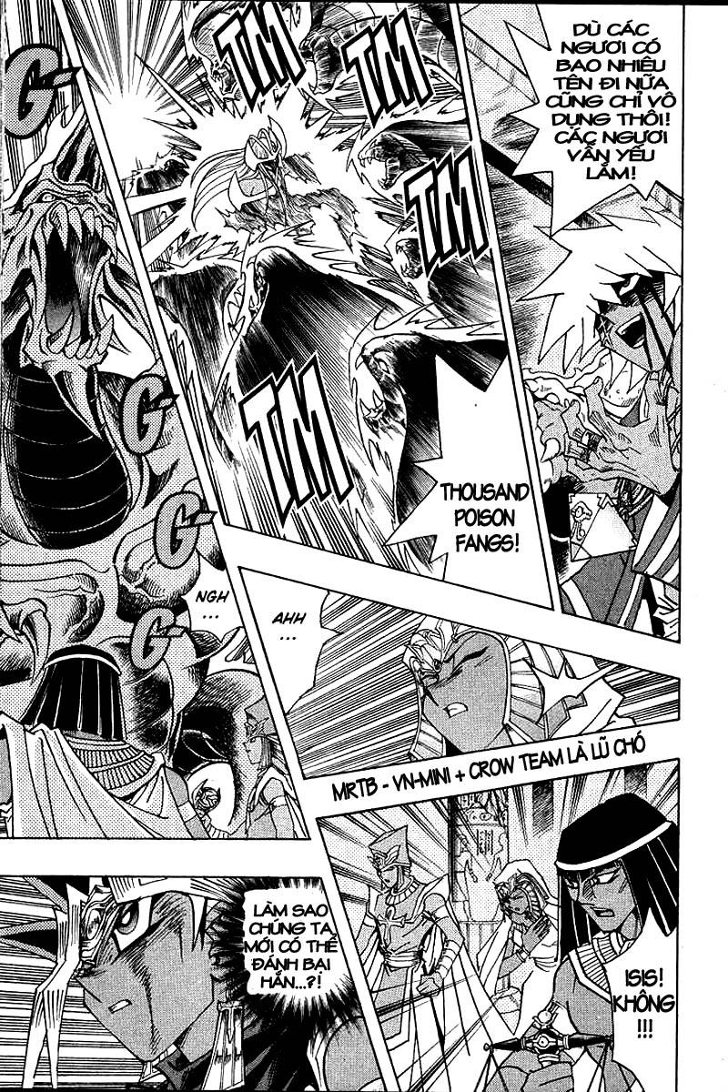 YuGi Oh – Vua Trò Chơi chap 317 Trang 13