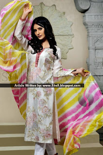 Luxury Silk Dresses for Eid