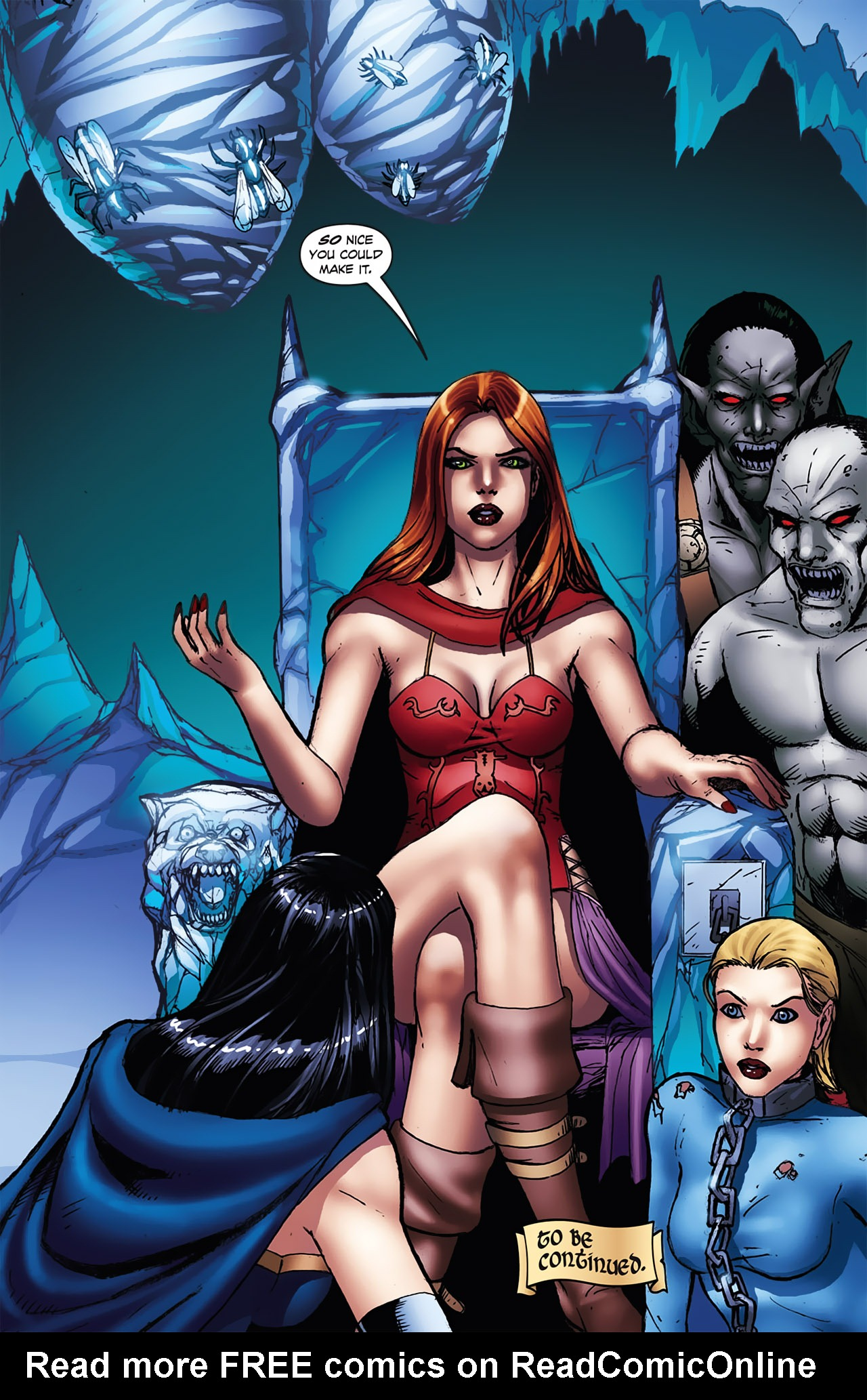 Grimm Fairy Tales (2005) Issue #23 #26 - English 23