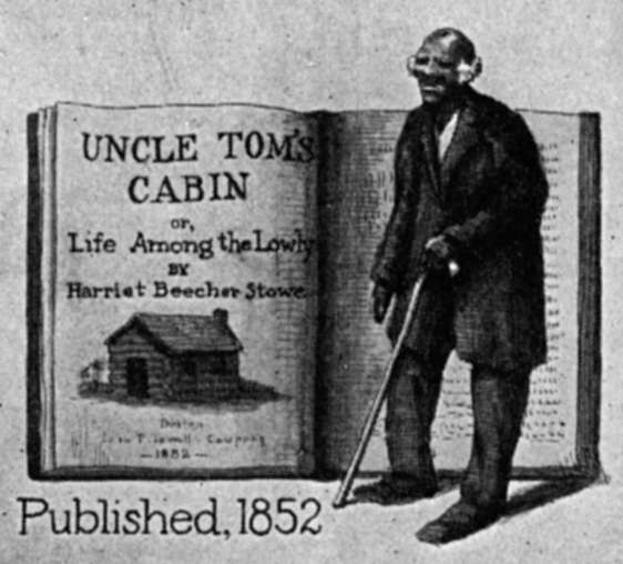 slavery in uncle toms cabin essay Slavery term papers (paper 11842) on uncle tom's cabin : after her short teaching career harriet married calvin stowe in 1836 in order to supplement calvin's teaching salary, harriet wrote.