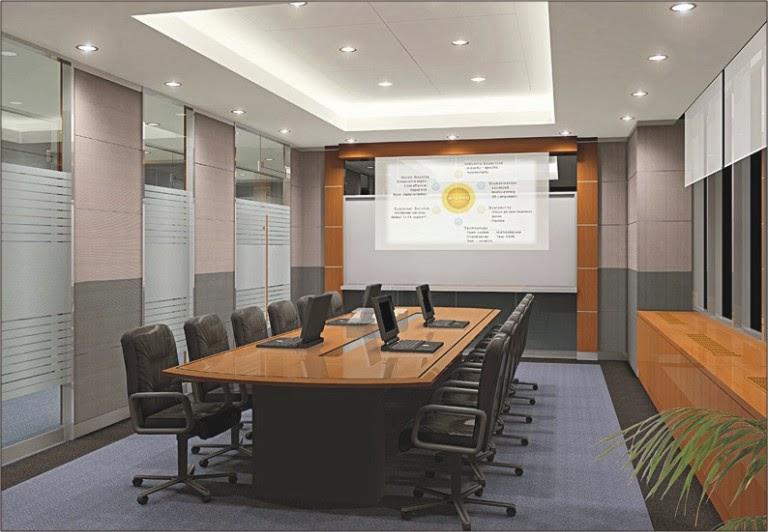 ide desain interior kantor minimalis modern desain