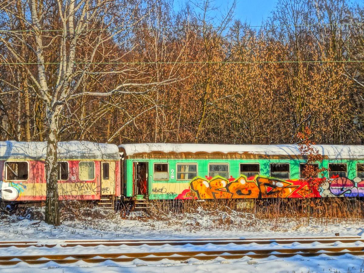 Wagony z Cegielskiego