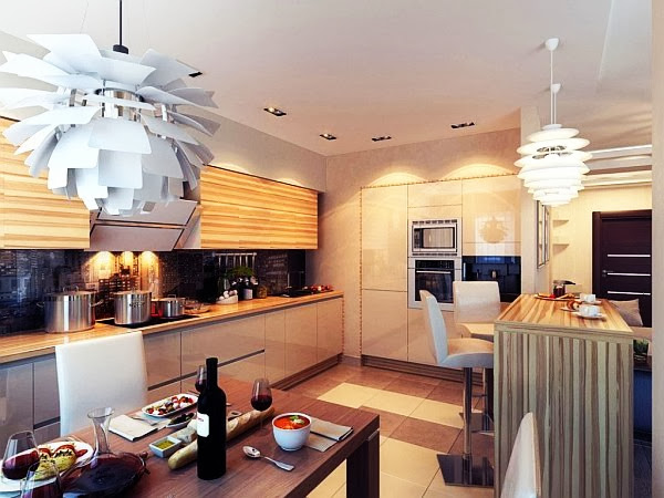 White Kitchen Design Ideas Lighting PerfectWhite Kitchen Design Ideas  Lighting Perfect Dream Home Design Ideas