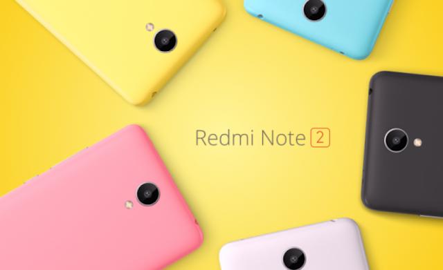 Xiaomi Redmi Note 2 - Preço, especificações e onde comprar barato
